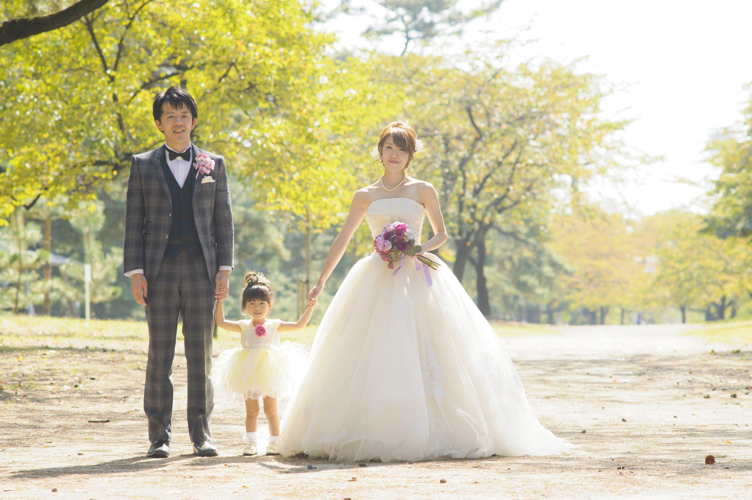 【申込から6か月以内】パパママ&マタニティおススメ!お急ぎ婚プラン